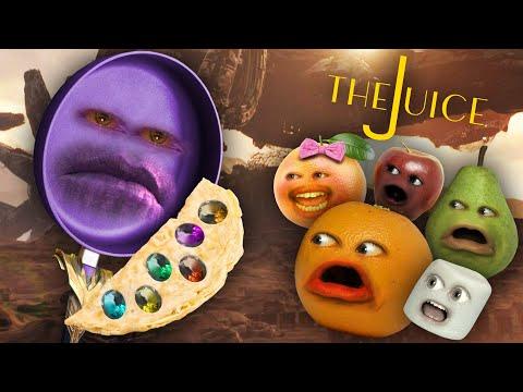 The Annoying Orange - The Juice #11: SOUPERVILLAINS!  