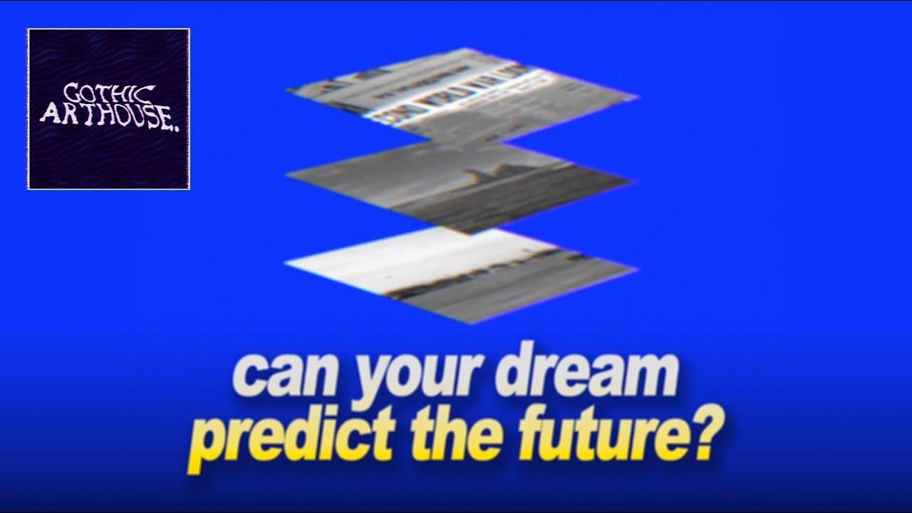 the optica network - can your dream predict the future?