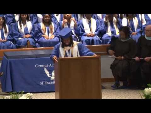 Central Academy of Excellence Graduation 2016