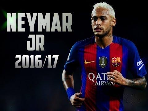 Neymar Jr Skills 2016/17 Jon Bellion - All...
