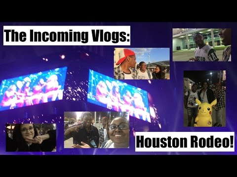 THE INCOMING VLOGS: HOUSTON TRIP (WE MET NORMANI'S PARENTS!)