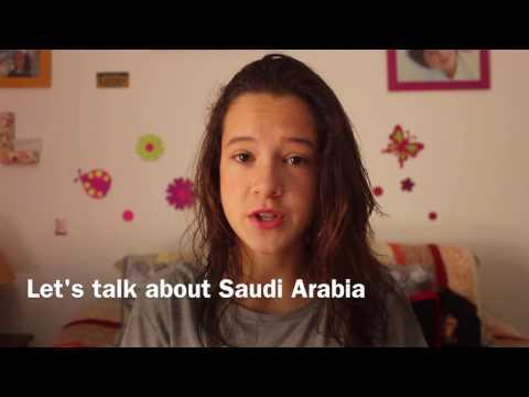 Let's talk about Saudi Arabia