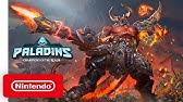 Paladins - Champion Reveal Trailer - Nintendo Switch