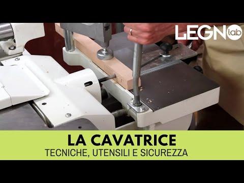 Cavatrice:  Tecniche, utensili e sicurezza