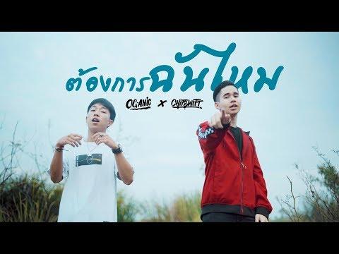[Official Music Video 4K] ต้องการฉันไหม - CHITSWIFT Feat.OG-ANIC