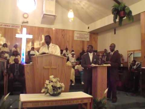 Pastor Gamble Preaches the Plumbline, Straight Down The Middle, Part 2