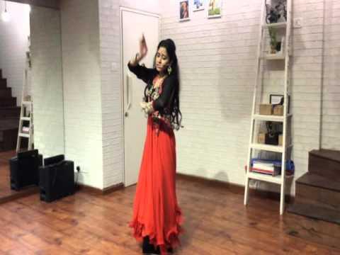 Dance On Deewani Mastani by Samidha