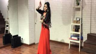 Dance On Deewani Mastani by Samidha