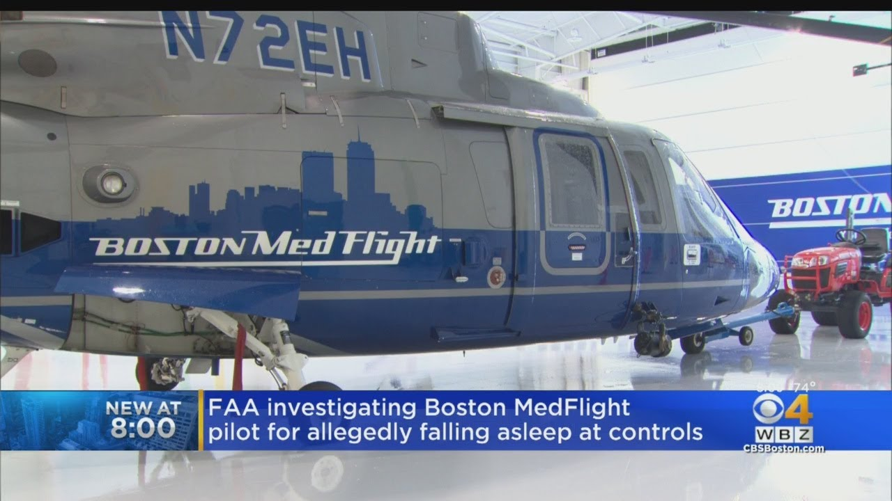 FAA Investigating MedFlight Pilot For Allegedly Falling Asleep At Controls
