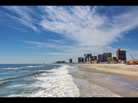 Atlantic City Casinos and Boardwalk