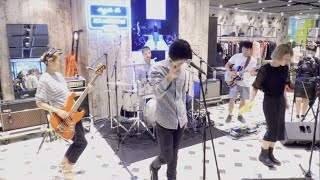Trash From Your Heart (Teenage Riot) @ Rue De Marseille Live 2nd Gig 2015