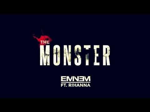 Eminem   The Monster ft  Rihanna   lyrics