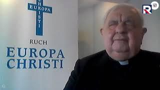 KS. IRENEUSZ SKUBIŚ - KONGRES RUCHU EUROPA CHRISTI 2018