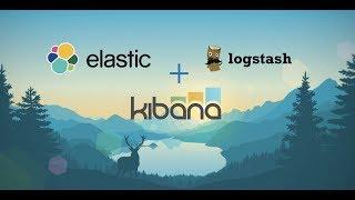 ELK Stack-Elastic Search Kibana & Logstash