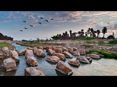 Riyadh City Tour - Ajiiib..!!!! ini dia tempat yang keren untuk weekend (Wadi Hanifa - Riyadh)