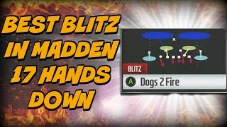BEST BLITZ IN MADDEN 17 HANDS DOWN! 30k SPECIAL TEG STAND UP!! | Madden 17 Nano Blitz