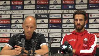 "Europa League, tecnico Shkendija: ""Milan favorito ma non temiamo nulla"""