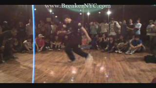 BreakerNYC.com--Breakers Delight--Footwork Finals--Oreo vs. Abstrak