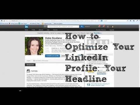 Fresher's Job Guide (3/5): Tips to Optimize your LinkedIn Profile by TapChief - Unacademy from YouTube · Duration:  9 minutes 5 seconds