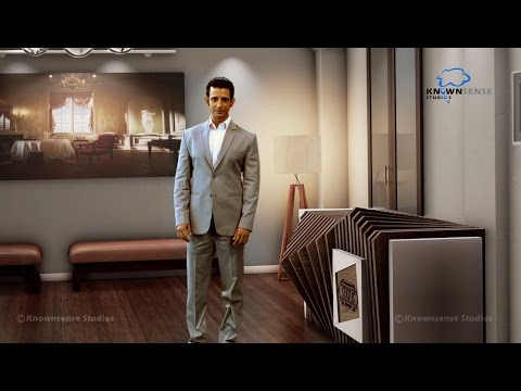 3D Walk-Through for Realty Group