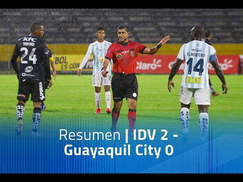Independiente del Valle Guayaquil City Goals And Highlights