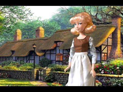 Золушка Мультик куклами Disney, Новая история про Золушку Видео для девочек Игры в куклы на русском
