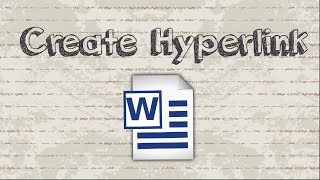 Video How to create hyperlink in Microsoft Word download MP3, 3GP, MP4, WEBM, AVI, FLV Juni 2018
