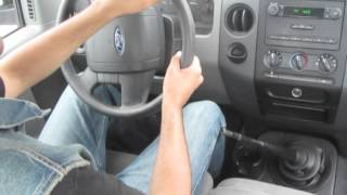 how to drive manual