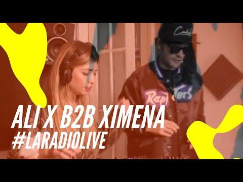 La Radio Live #216 ALI X X Ximena + Visuals VJ RAG