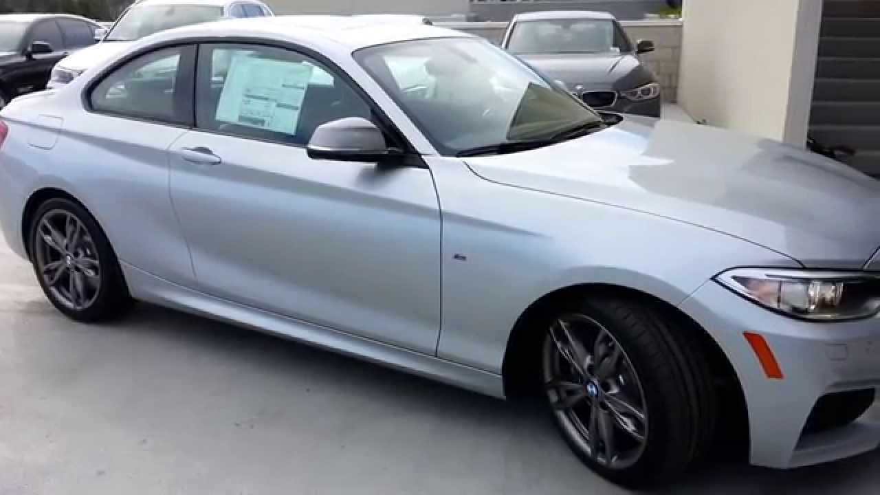 NEW BMW M235i Glacier Silver Walk Around Car Review