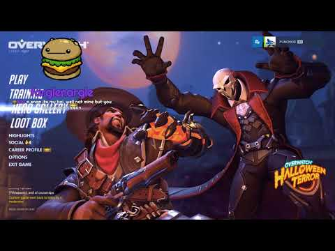 Ster Streams - Overwatch! How do I play this game again?