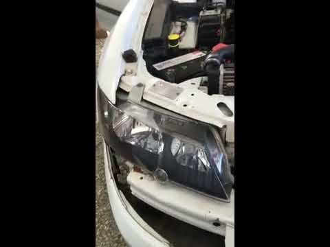 Holden Commodore VY Head Light 02~04 Fitting / Installation Instructions