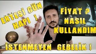ERTESİ GÜN HAPI / NASIL KULLANILIR / YAN ETKİLERİ / KİMLER KULLANAMAZ / ELLA / NORLEVO /ERTES