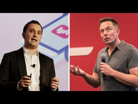 Lyft's Co-Founder Thinks Elon Musk Is Wrong About Self-Driving Cars