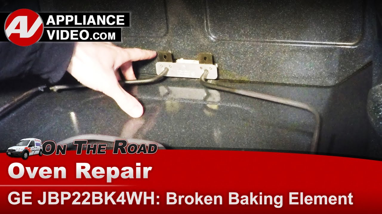 Hotpoint Oven Heating Element Replacement Ge Hotpoint Rca Stove No Heat Diagnostic Repair Bake