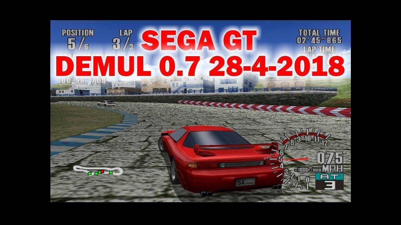 SEGA GT - DEMUL 0 7 - 28 ABRIL 2018
