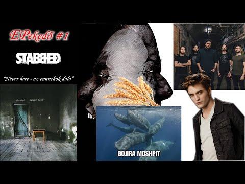 HARAG, LŰLÖLET | EPekedő #01 - Stabbed - Never Here (2020)
