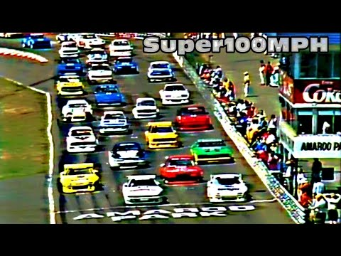 1989 SPORTS SEDAN SERIES R1 Amaroo Park
