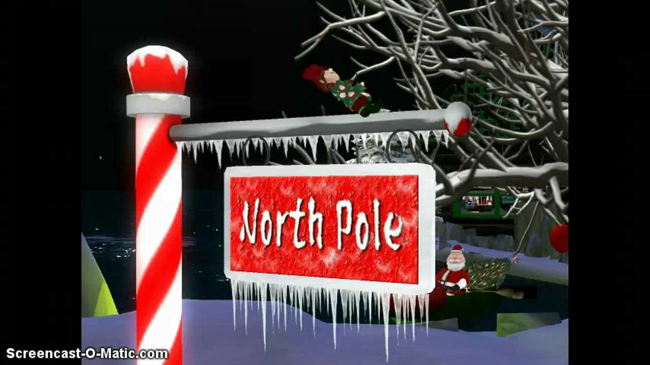 Report to the North Pole