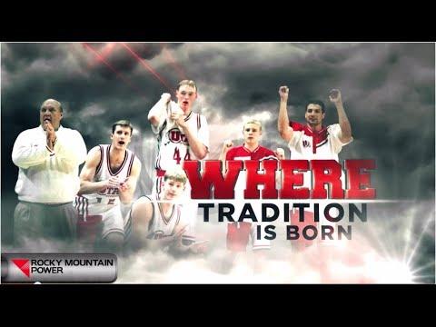 Utah Runnin' Utes Basketball Intro 2013-14