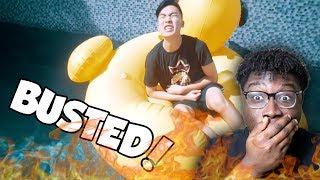 Content Deputy - Asian Jake Paul Reaction!