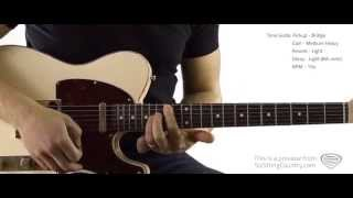 Whiskey In My Water - Guitar Lesson and Tutorial - Tyler Farr