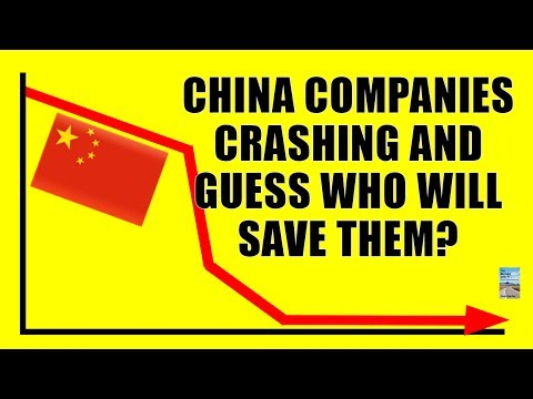 China CRASHING Worse Than Financial Crisis! Guess Who Will Save Them?