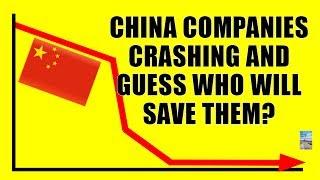 China CRASHING Worse Than Financial Crisis! Guess Who Will Save Them?