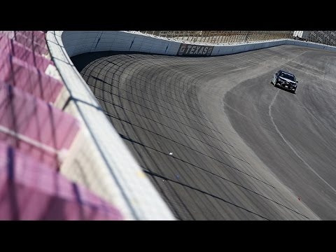 Texas Motor Speedway repaved and reconfigured