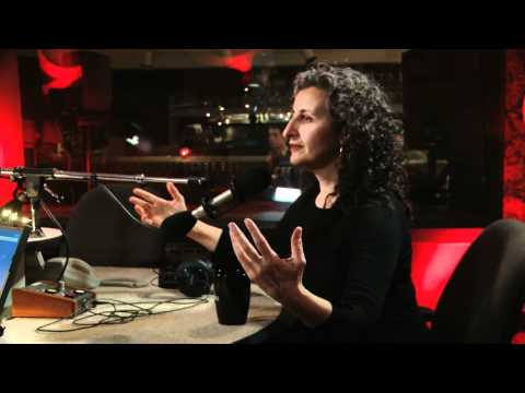 Sandra Shamas on QTV
