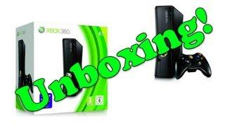 Unboxing Xbox 360 + Fable III