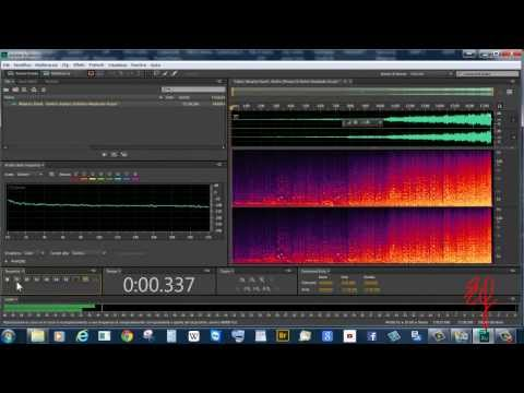 AACC 01 ADOBE AUDITION CC STRUMENTO PER VALUTARE LA QUALITA' MP3