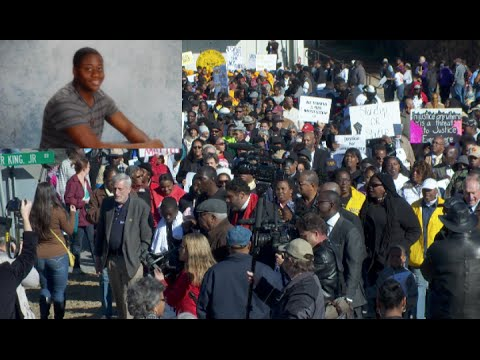 Lennon Lacy: A March for Justice | NC NAACP