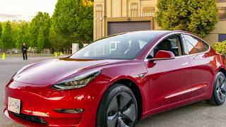 Tesla Model 3 Delivery experience